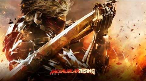 Metal Gear Rising OST - The Only Thing I Know for Real (Jetstream Sam)