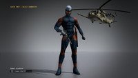 Cyborg Ninja SP