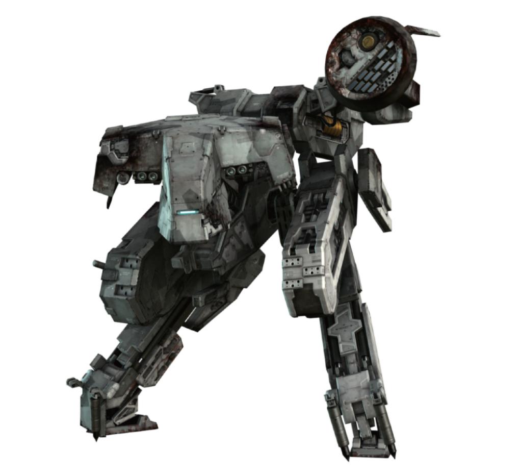 Metal Gear REX | Metal Gear Wiki | FANDOM powered by Wikia
