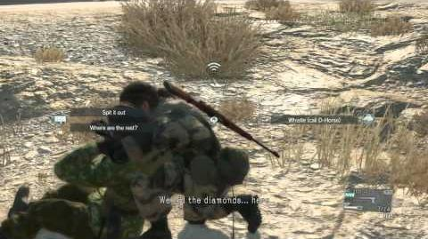 Metal Gear Solid V The Phantom Pain Exclusive GamePlay Demo