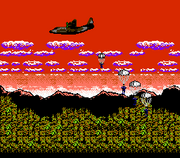 Metal-Gear-NES-parachutes