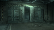 Nuclear Warhead Storage Building Pic 6 (Metal Gear Solid 4)