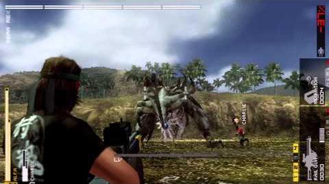MGS PW 「最強合体兵器 人間パチン虎。」
