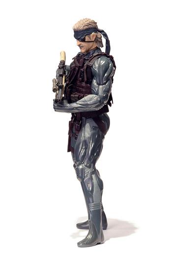 Metal gear snake (2)
