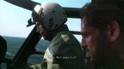 Metal gear pequot diamond dog chopper pilot