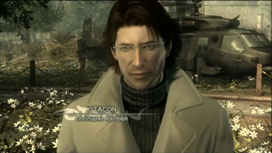 Image result for Otacon Metal gear solid 4