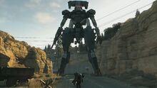 Metal Gear Sahelantropus