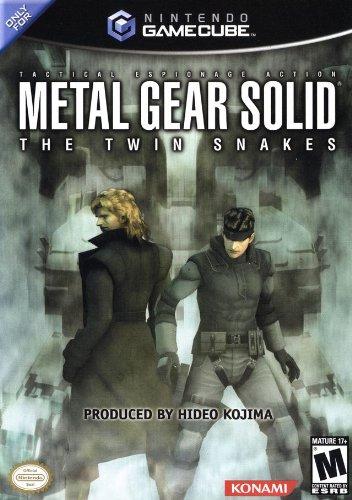 Metal Gear Solid The Twin Snakes Metal Gear Wiki Fandom Powered