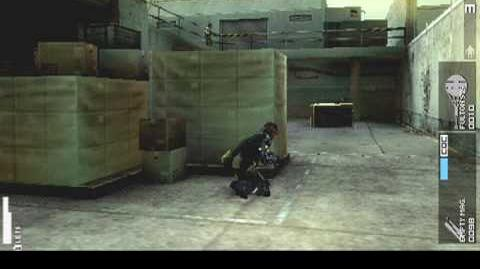 "MGS PEACE WALKER Night 1 ""For Starters A Solo Sneaking Mission""-0"