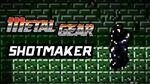 Metal Gear (PS3) - Shotmaker Boss Battle Gameplay Playthrough (Part 2)