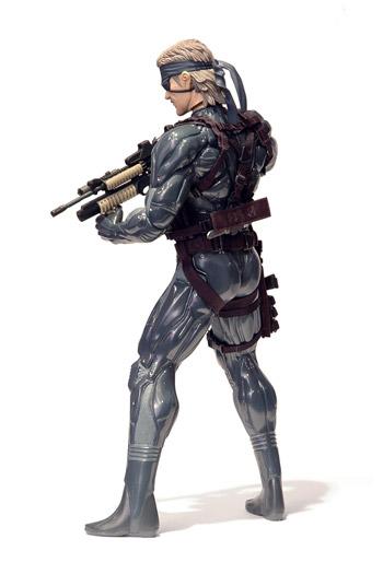 Metal gear snake (3)