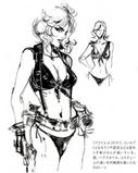 Metal Gear Solid 5 Quiet Concept