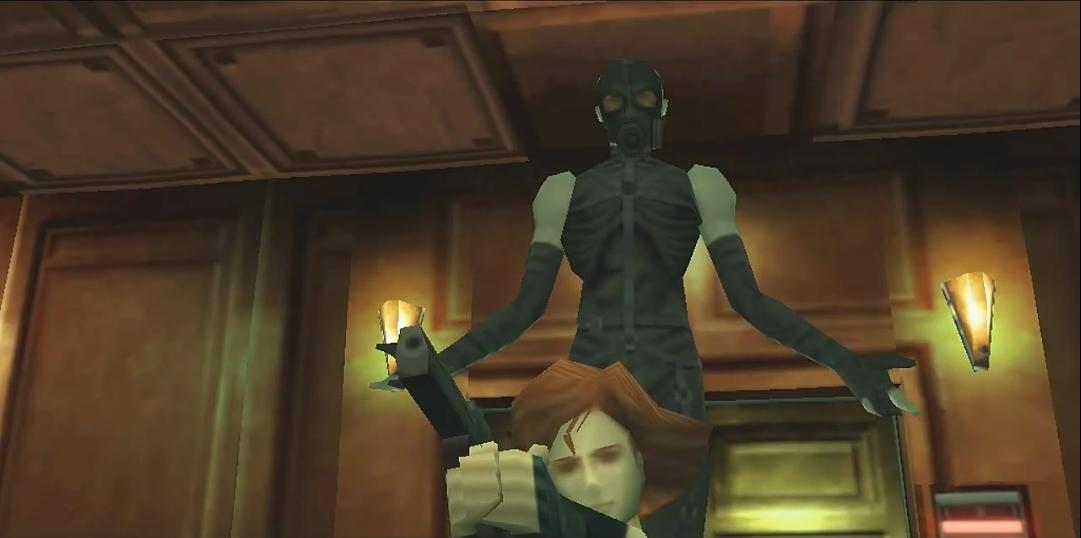 Psycho Mantis | Metal Gear Wiki | Fandom