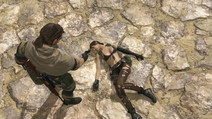 Mgsv quiet defeated