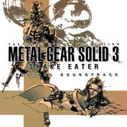 Metal Gear Solid 3 Snake Eater 3