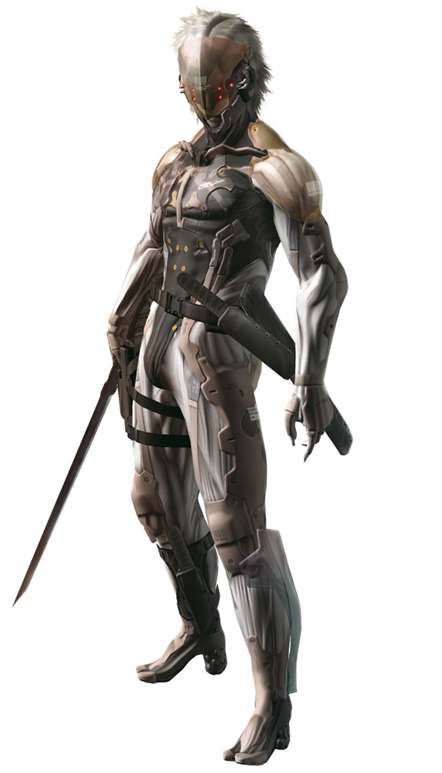 Raidens Original Cyborg Body Metal Gear Wiki Fandom Powered By