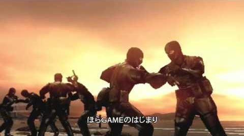 MGS PEACE WALKER キャラクターソング 「恋の抑止力」