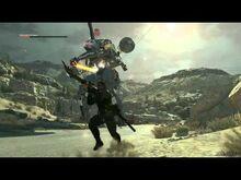Metal Gear Sahelantropus 4
