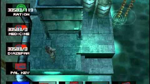 Hidden Metal Gear Solid Camera Angle-0