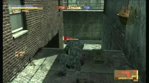 Metal Gear Online - Random Urban Ultimatum TDM