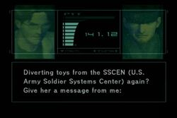 Sons Of Liberty (Codec Screen)