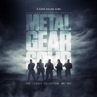MetalGearSolid LegacyCollection