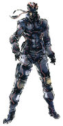 Solid Snake MGS1