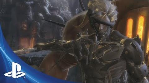 PlayStation® All-Stars Battle Royale™ - Raiden Trailer