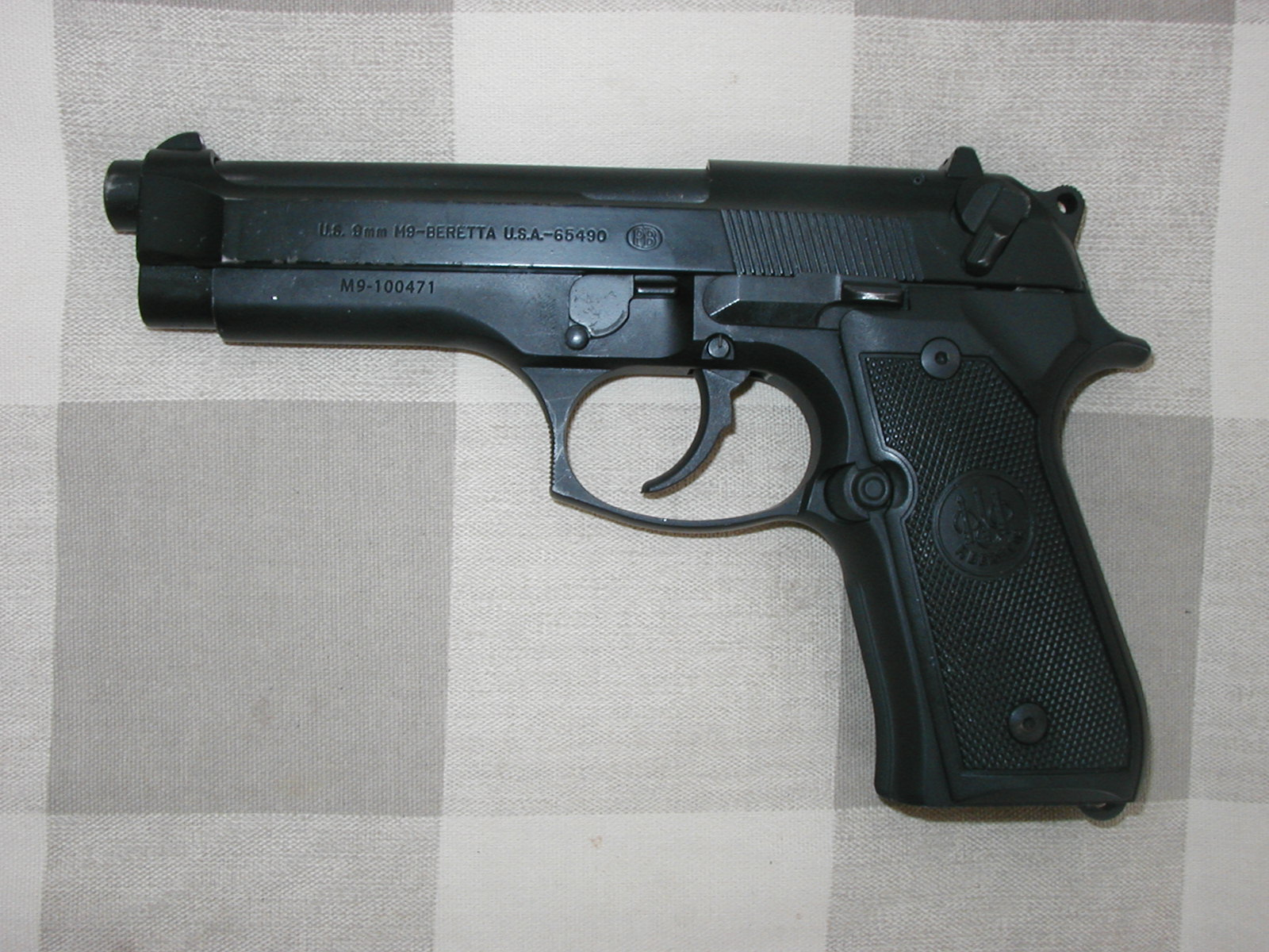 Beretta 92fs Instructions For Operation