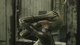 MGS4 Laughing Octopus PTSD