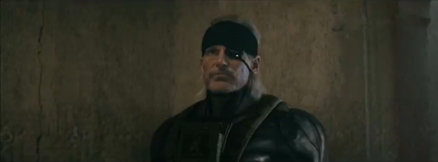 SOLID SNAKE MICHAEL