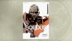 MGS-PW Solidus Magazine