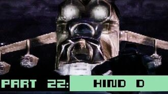 Metal Gear Solid (PS3) - Hind D Boss