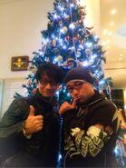 Hideo&Kamiya