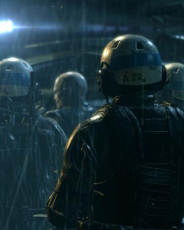 Ground Zeroes Incident Metal Gear Wiki Fandom