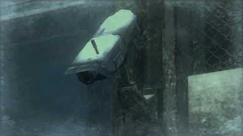 Metal Gear Solid 4 - Funny Codec A Surveillance Camera