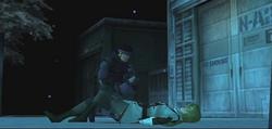 MGS1 Sniper Wolf death