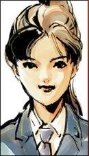 Mei Ling face