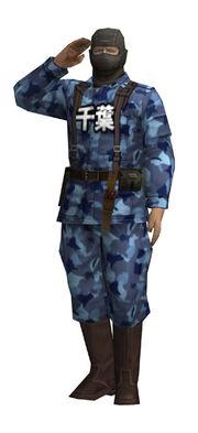 MPOP Chiba Soldier