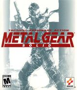 Metal Gear Solid: Integral | Metal Gear Wiki | FANDOM powered by Wikia