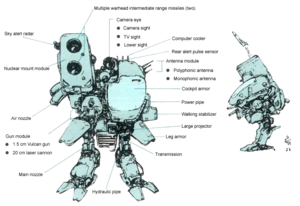 MetalGearTX-55