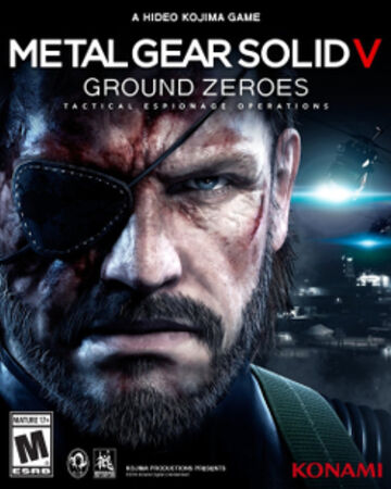 Metal Gear Solid V: Ground Zeroes | Metal Gear Wiki | Fandom