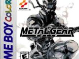 Metal Gear: Ghost Babel
