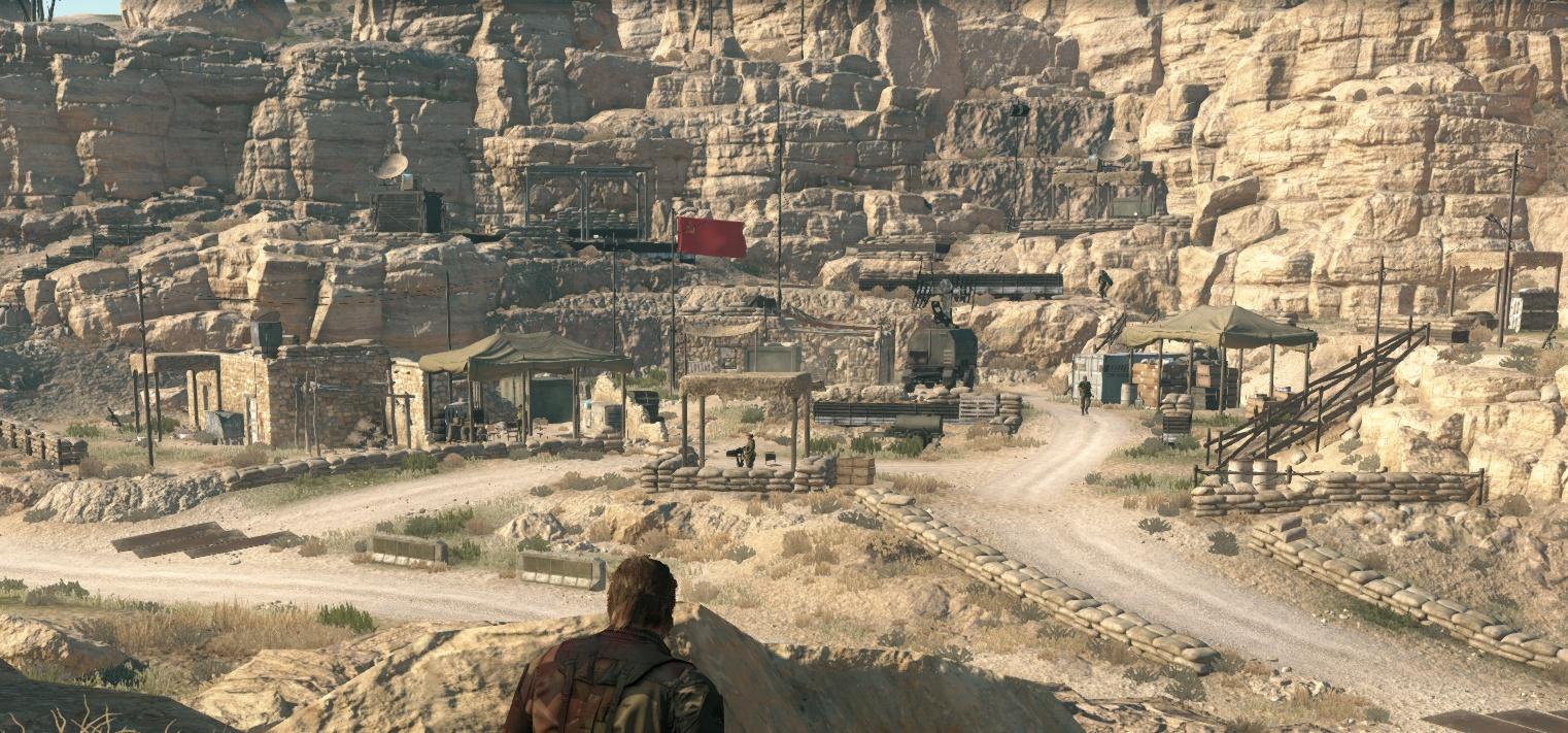 Eastern Communications Post | Metal Gear Wiki | FANDOM