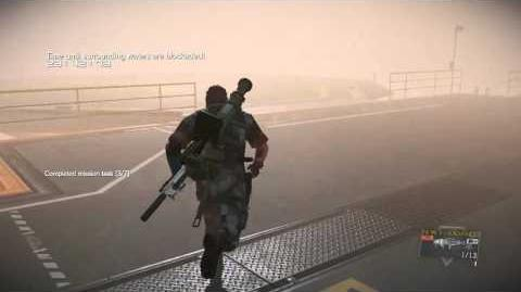 How to beat Skulls Attack Event -MGSV-