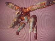 Metal Gear RAY prototype