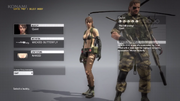 MGS5 Screenshot Quiet