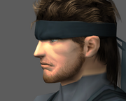 MGS2doc Solid Snake