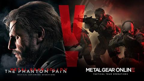 【TGS2015】「METAL GEAR SOLID V THE PHANTOM PAIN」スペシャルステージ 9月18日