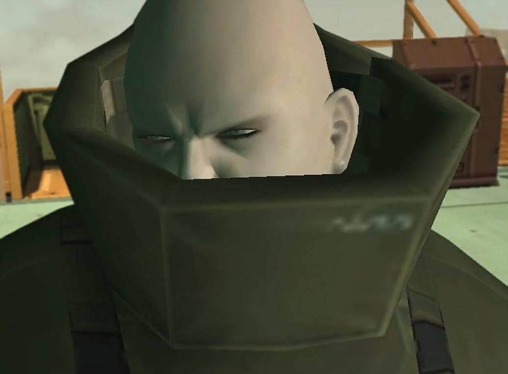 Fatman | Metal Gear Wiki | FANDOM powered by Wikia